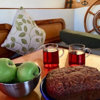 Dutch Apple Cake - Seasonal Cook in Turkey