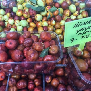Jujubes, Chinese Dates or Custard Apples