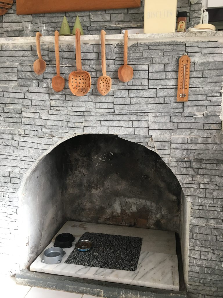 Our kitchen oven