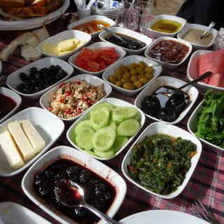 The Great Turkish Breakfast