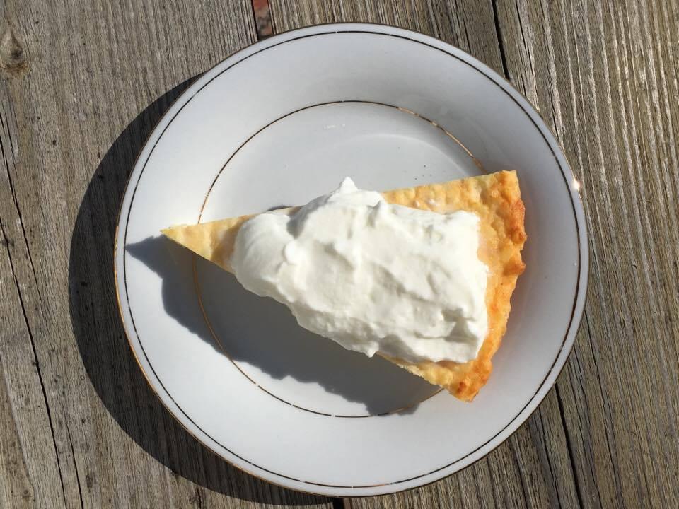 Gluten Free Rice Cake