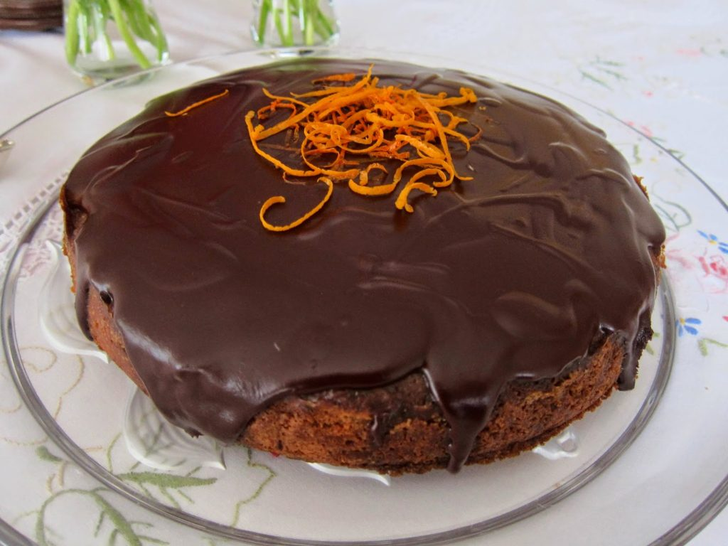 Clementine Almond Syrup Cake Ottolenghi Recipe