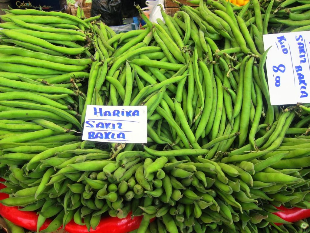 fresh broad bean
