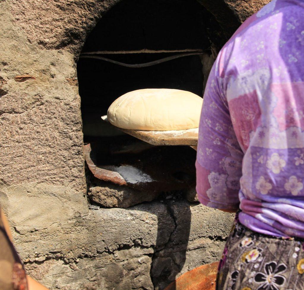 Koy ekmeği - village bread