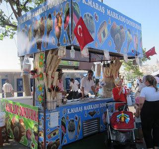 Maraş Dondurması – Maraş Ice Cream
