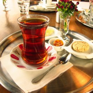 Ten Pics of Turkish Çay!