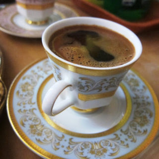 Iconic Turkish Coffee-Türk Kahvesi