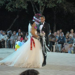 An Insider's View of a Traditional Aegean Village Wedding: Emine gets married!
