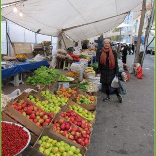 The Kastamonu Market in Kasımpaşa