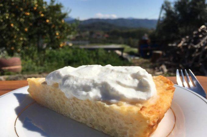 Rice Cake with Ricotta seasonalcookinturkey.com
