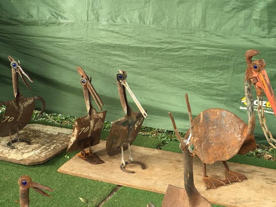 Tool Birds