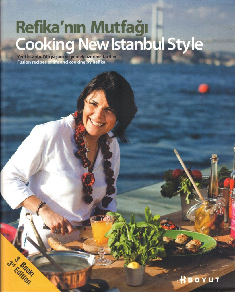 Cooking New Istanbul Style