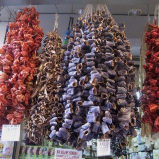 Sun-dried Red Pepper Meze: Bezirgeni from Antakya (Antioch)