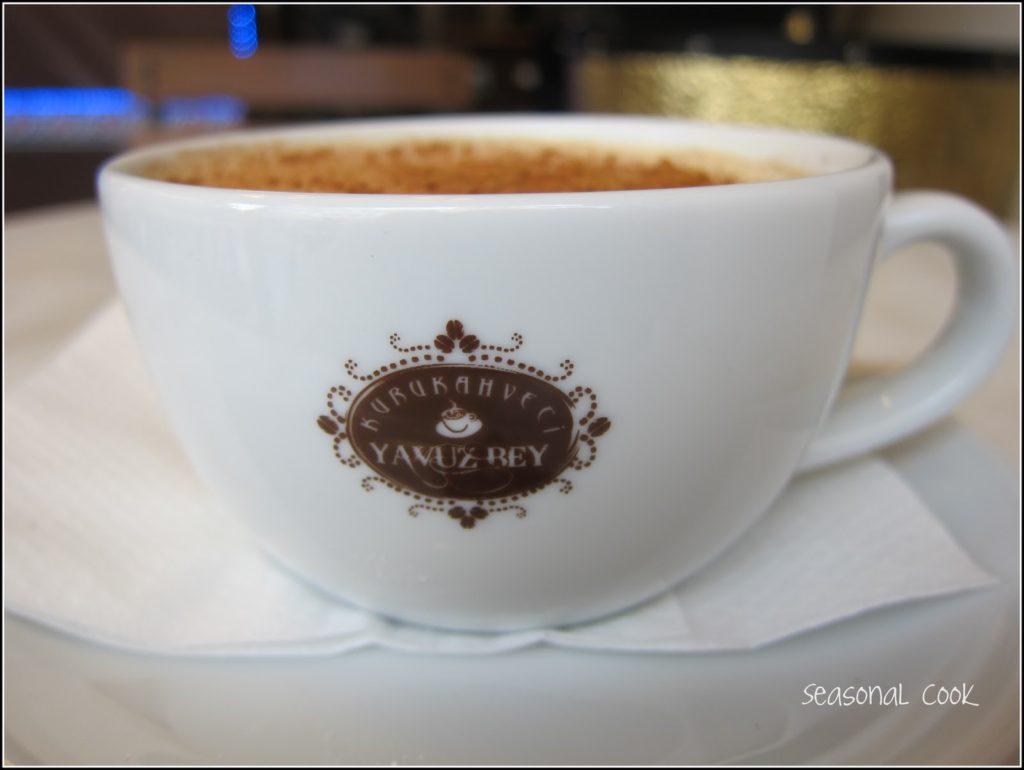 cup of sahlep
