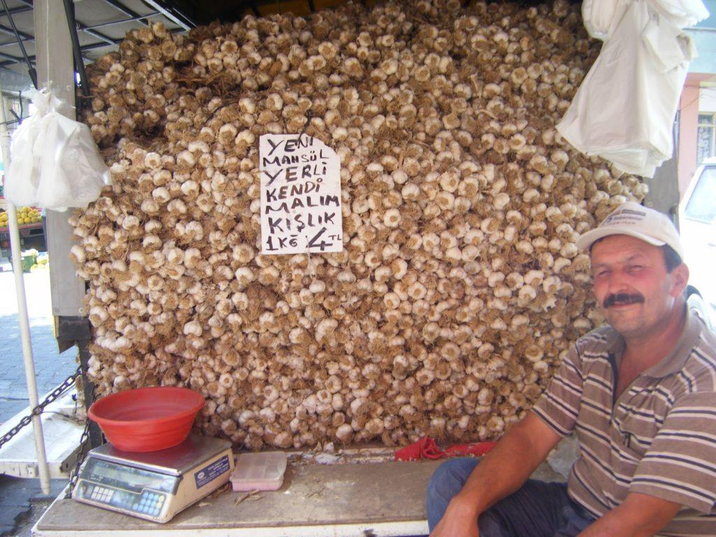 garlic mountain