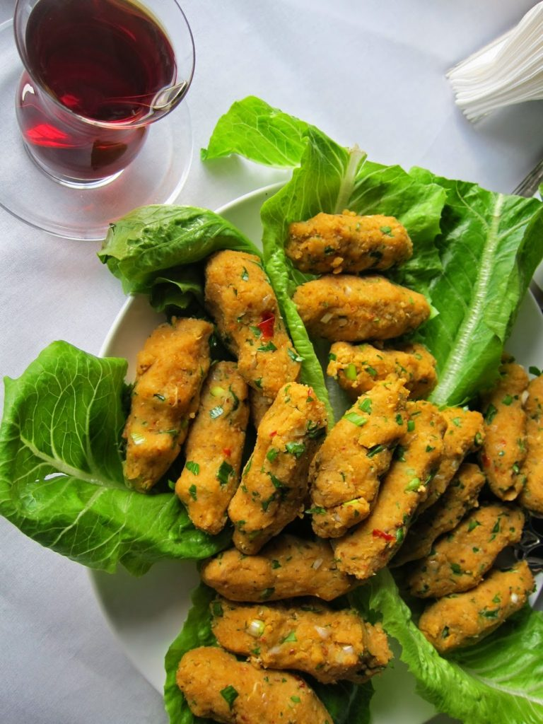mercimek kofte at Didems