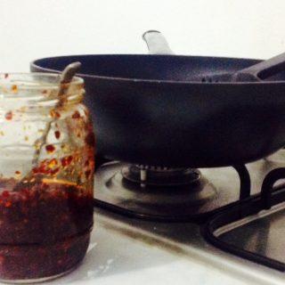 chilli oil