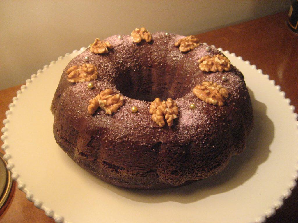 resplendent cake
