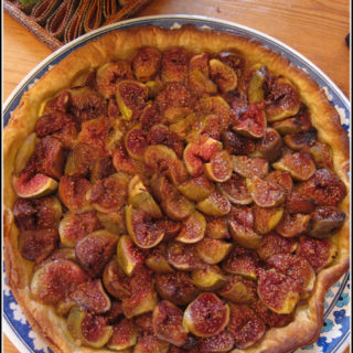 Fig Tarts and Lunch with Cuisine de Provence!