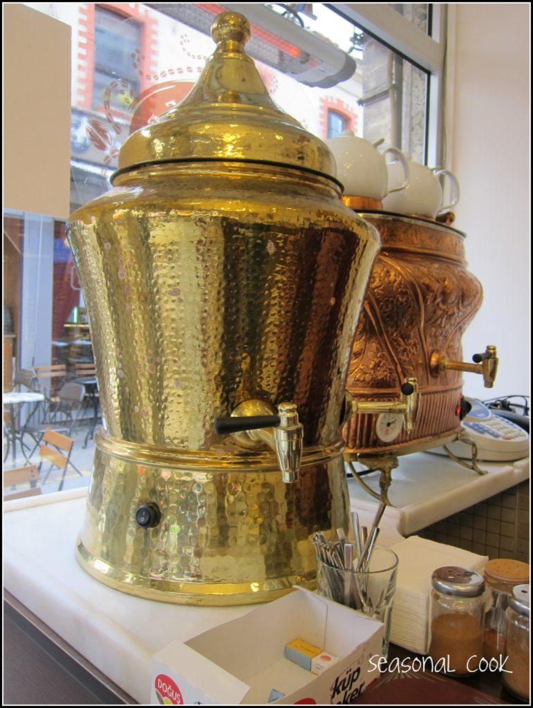 sahlep urn